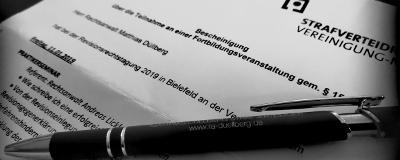 11. - 12.01.2019: Revisionsrechtstagung